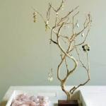 Dekorativna vešalica za nakit