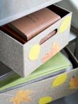 Kutije sa lišćem