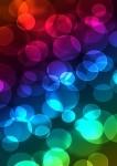 fotografija raznobojne svetlosti