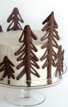 Torta s čokoladnim jelkicama