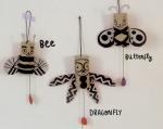 Insekti sa krilima što mrdaju