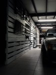 Zid u garaži