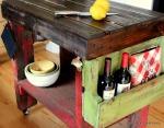 Pokretni kuhinjski stolić